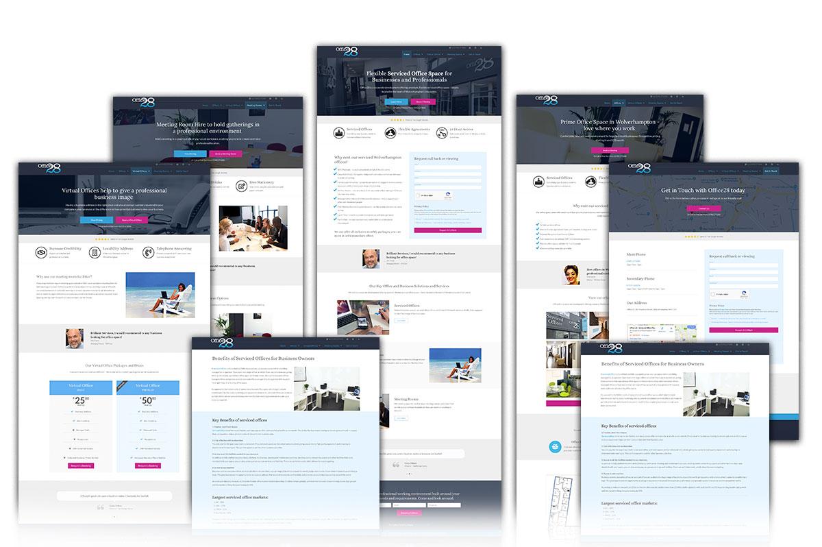 Office28s website