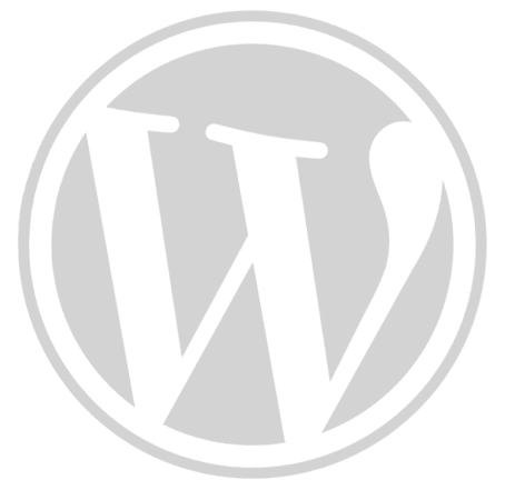 Wordpress logo tint