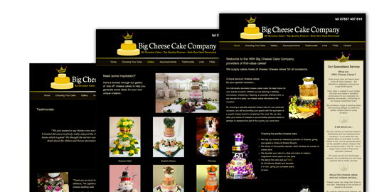 HRH Big Cheese Cake Company