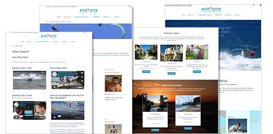 KiteXcite - Kitesurfing School
